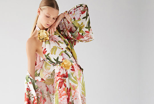 Josie Natori: SS18 Ready-to-Wear