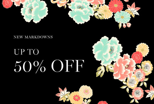 Natori: New Markdowns – Up to 50% Off