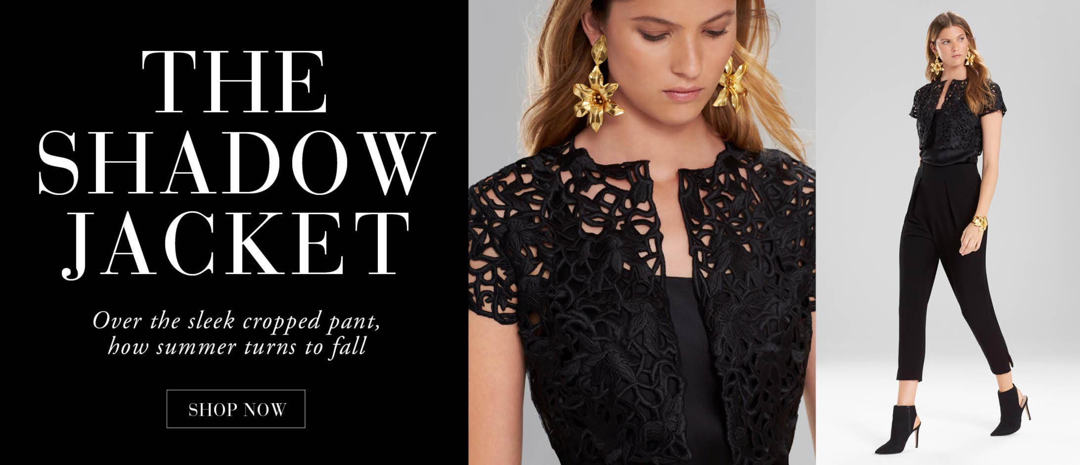 Josie Natori: Summer Turns to Fall – Shop Ready-To-Wear