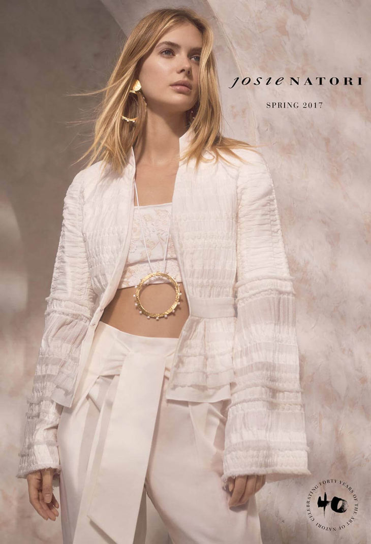 Josie Natori Spring 2017 Catalog