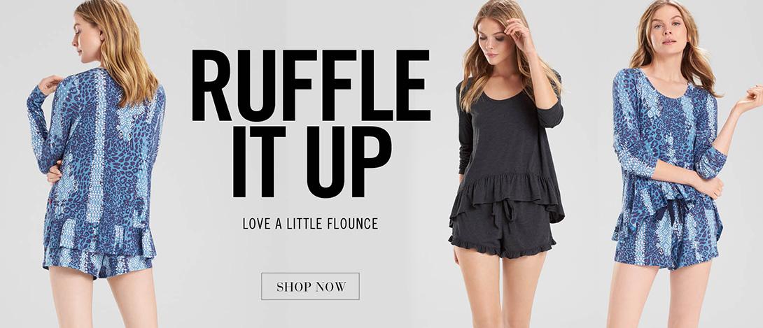 Josie: Ruffle It Up