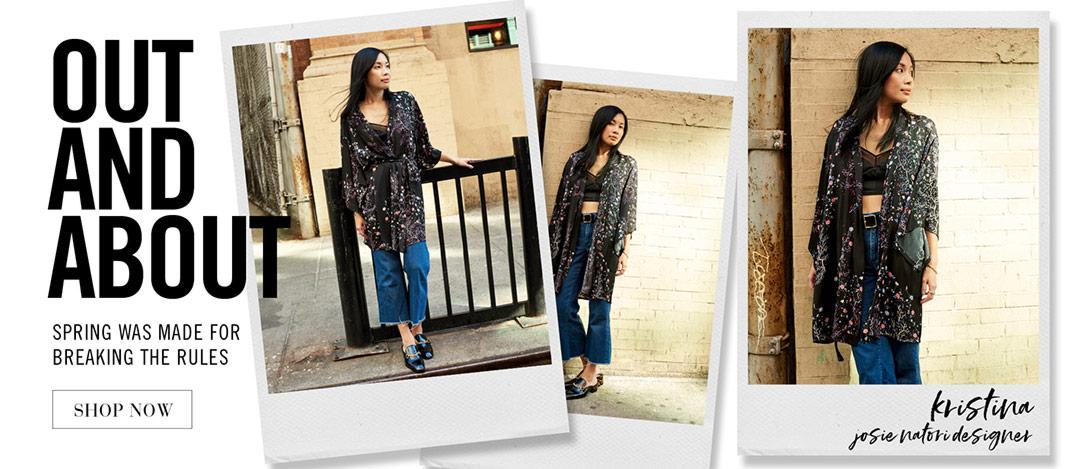 Josie: The Kimono Wrap