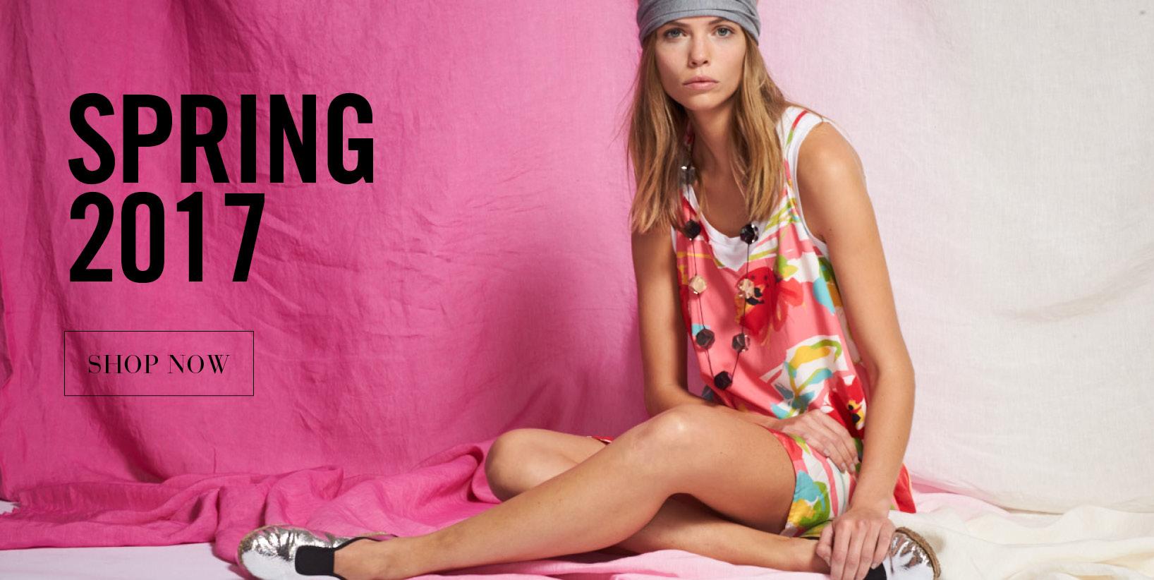 Josie Spring 17 Lookbook