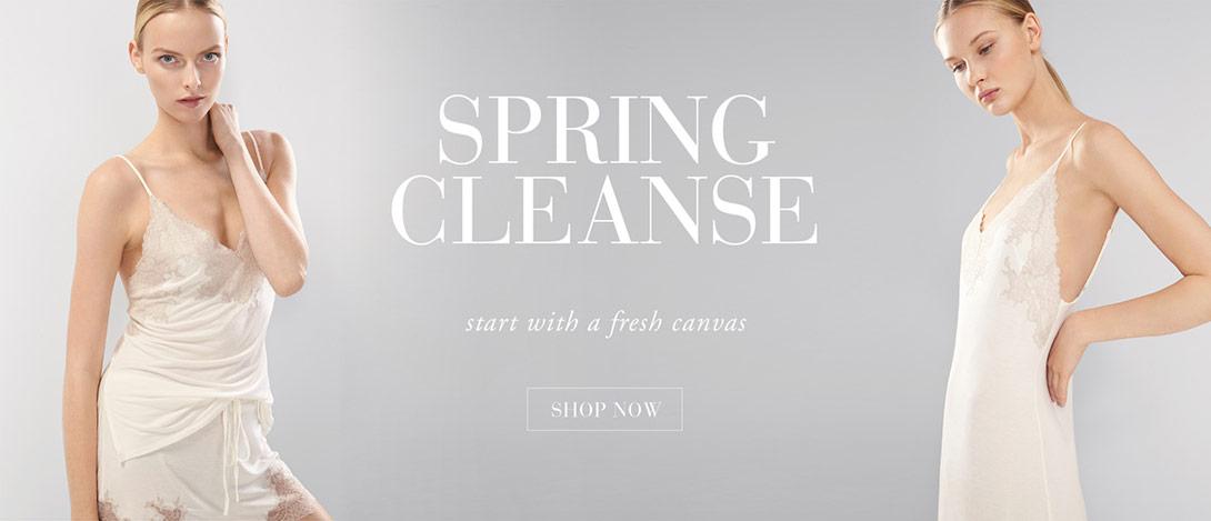 Natori: Spring Cleanse