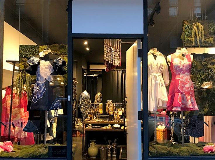 Josie Natori NYC Retail Store