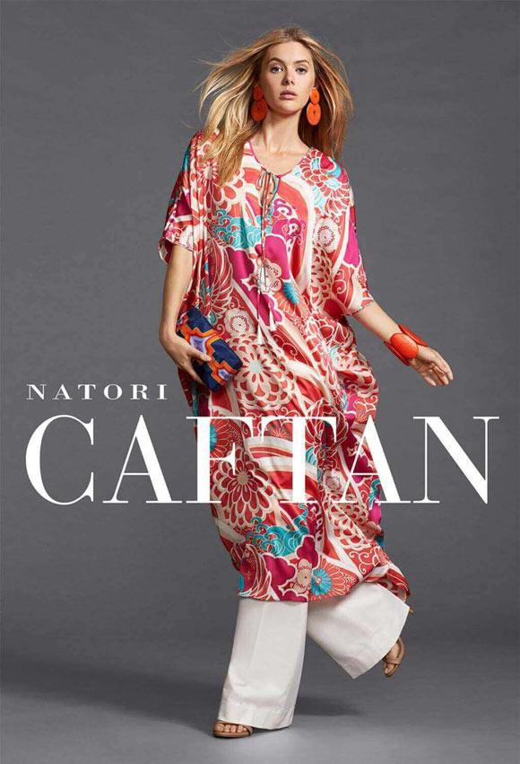 Natori Spring 2017 Caftans